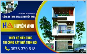 xây dựng huyền anh